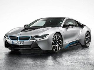 New BMW i8 to make more power