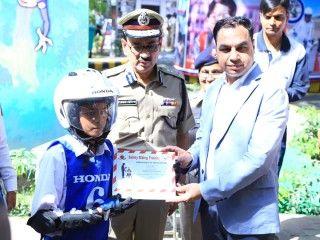 Honda organises Road Safety Summer Camp 2016 in Delhi
