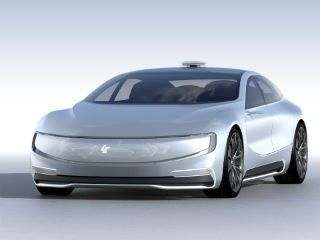 Mobile phone maker LeEco's electric car coming to India?