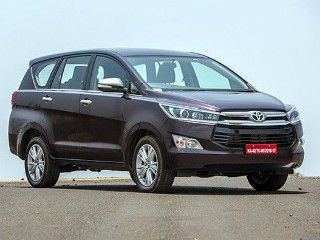 Toyota Innova Crysta Priced at Rs 13.84 lakh