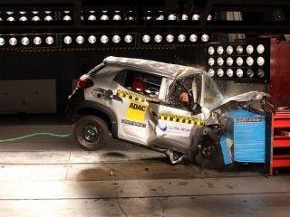 2016 Global NCAP crash test: five Indian cars receive zero stars