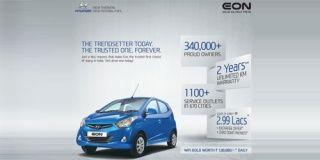 Hyundai EON D-Lite+ Offer