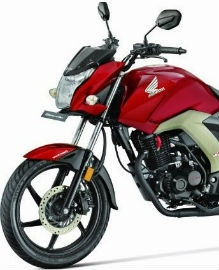 Bikes Comparison Honda CB Unicorn