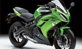 Kawasaki Ninja 650 Front View