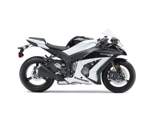 Kawasaki Ninja ZX 10R Right View