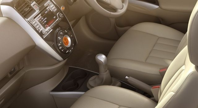 New Nissan Sunny Front Seats