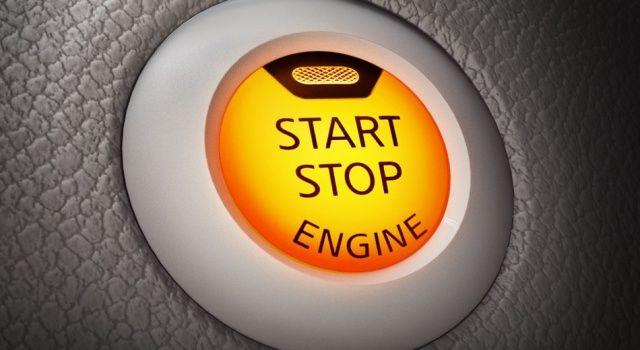 New Nissan Sunny Start Stop Button