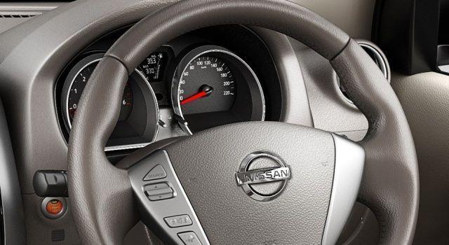New Nissan Sunny Steering Wheel