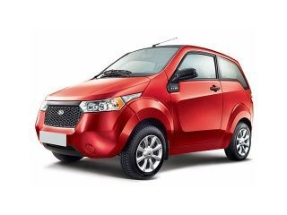 Photo of Mahindra e2o