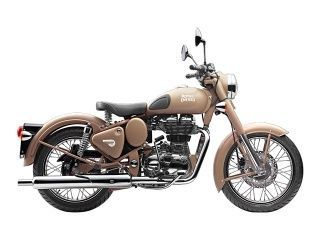Photo of Royal Enfield Classic Desert Storm