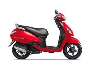Bike Ratings And Reviews India TVS Jupiter