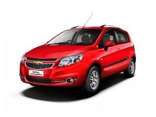 Chevrolet Sail Hatchback