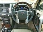 Toyota Prado Steering Wheel