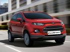 Ford Ecosport Right Side One Third View