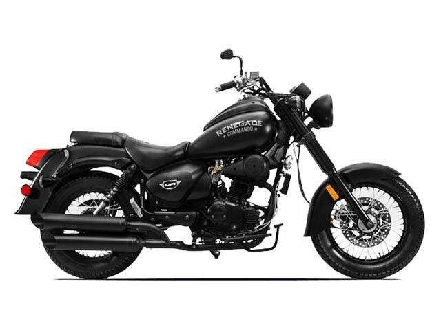 Um Motorcycles Renegade Commando Prices Mileage Specs