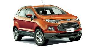 Ford EcoSport 1.5L TDCi Diesel Titanium