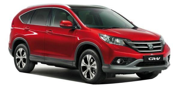 Photo of Honda CR V