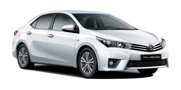 Photo of Toyota Corolla Altis