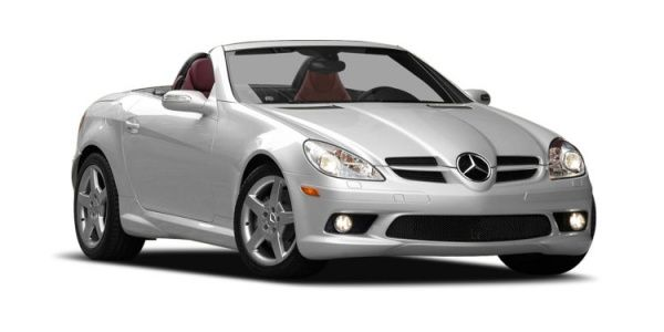 Photo of Mercedes Benz SLK Class