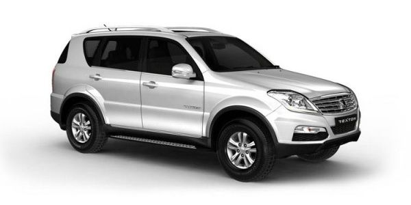 Photo of SsangYong Rexton W