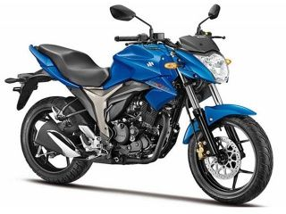 Photo of Suzuki Gixxer