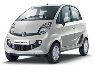 Photo of Tata Nano