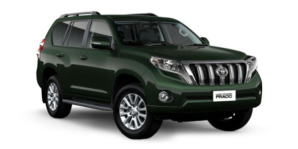 Photo of Toyota Prado