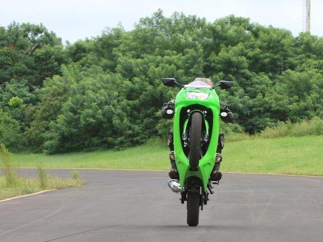 Kawasaki Ninja 250R!
