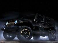 Jeep Wrangler Dragon Concept