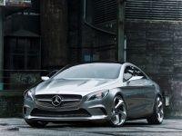 Mercedes Benz Concept Sports Coupe