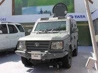 Tata Motors at the 2012 DefExpo