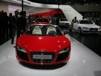 Audi at the Auto Expo