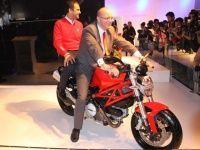 Ducati at Delhi Auto Expo 2012