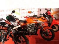 Hero MotoCorp's Passion XPro, Ignitor, Maestro: In Pictures