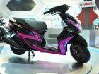 Yamaha Ray Concept Scooter