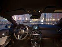 Mercedes-Benz A-Class, A 180 CDI (Interiors)