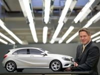 Mercedes-Benz A-Class (Design Evolution)