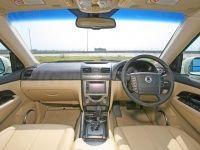 SsangYong Rexton W interiors