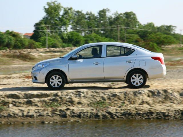 Nissan Sunny CVT