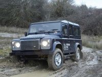 Land Rover New Electric Defender Research Vehicle