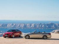 New Mercedes-Benz E-Class Cabriolet & E-Class Coupe