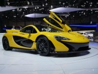 McLaren P1 at the 2013 Geneva Motor Show