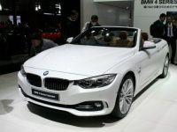 New BMW 4-Series Cabriolet