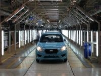 Datsun Go production