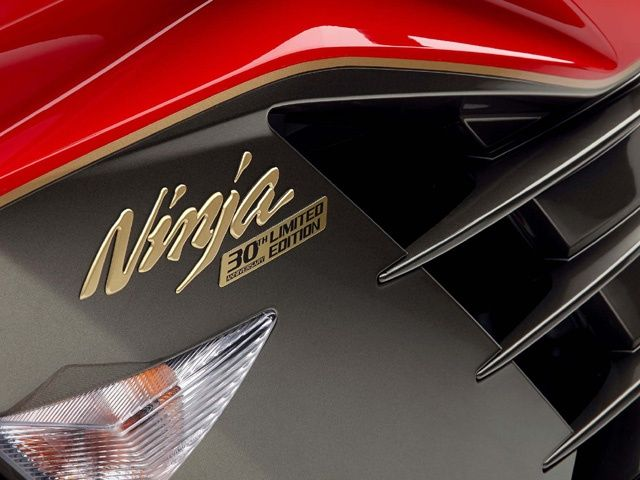 Kawasaki Ninja ZX-14R 30th Anniversary Edition