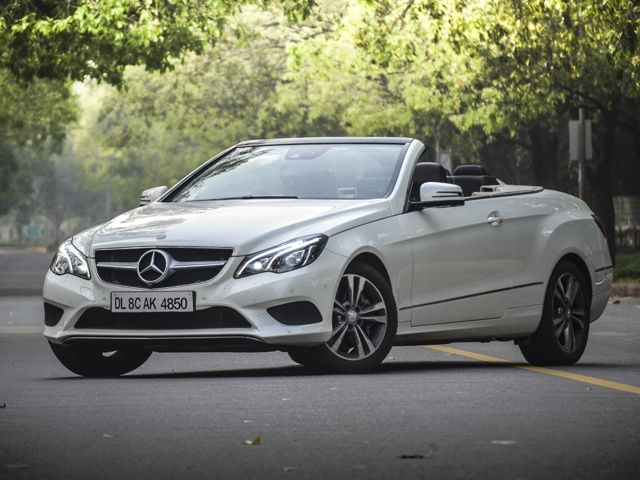 Update mercedes benz celebrates 20 years of the e class for Mercedes benz prices in india