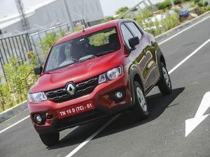 Renault Kwid India images
