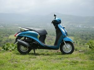 Yamaha Fascino Review in Pictures
