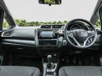 2015 Honda Jazz interior