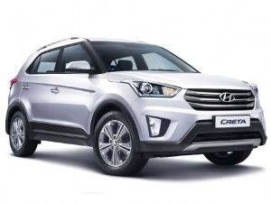 Official pictures of the new Hyundai Creta compact SUV